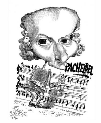 Música Selvatge 2: Pachelbel, t'agrada?