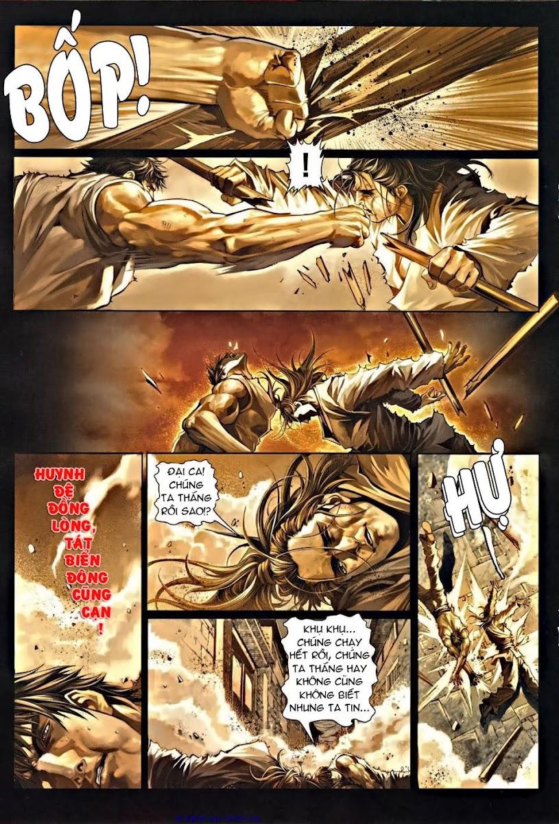 Ôn Thụy An Quần Hiệp Truyện chap 36 trang 16
