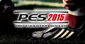 تحميل لعبة بيس  PES 2015 Mod apk+obb على هاتف أندرويد