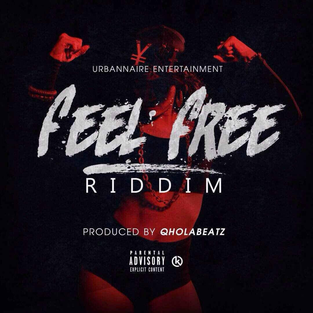 Free Instrumental] QHOLABEATZ - Feel Free Riddim - 13PLAY