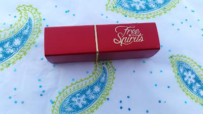 Free Spirits Cosmetics Lipstick - www.modenmakeup.com
