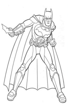 free printable coloring pages of batman | Batman Coloring Pages