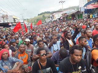 KNPB Tidak akan Menyerah Sebelum Hak Penentuan Nasib Sendiri Bagi Bangsa Papua Belum Terpenuhi