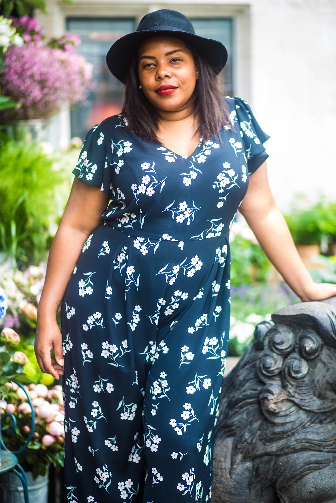 Outfit In An Instant #fashionbloggers #style #jumpsuit