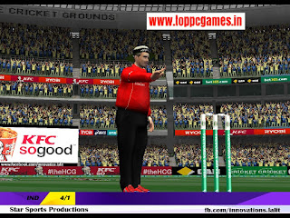 Latest Ea Sports Cricket Patch