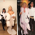 Kim and Kourtney Kardashian channel Micheal Jackson and Madonna for Halloween (PHOTOS)