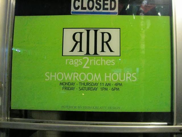 Rags2Riches クバオ店