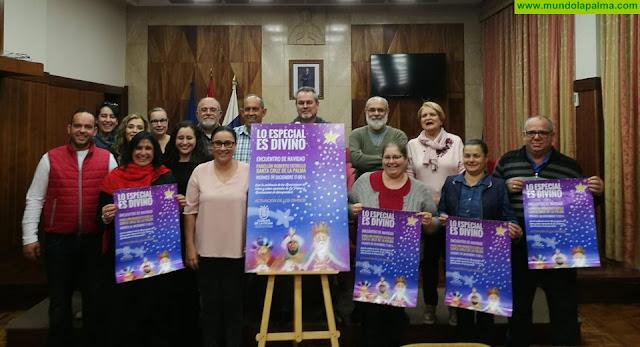 Participación Ciudadana organiza este viernes el concierto 'Lo Especial es Divino' en Santa Cruz de La Palma