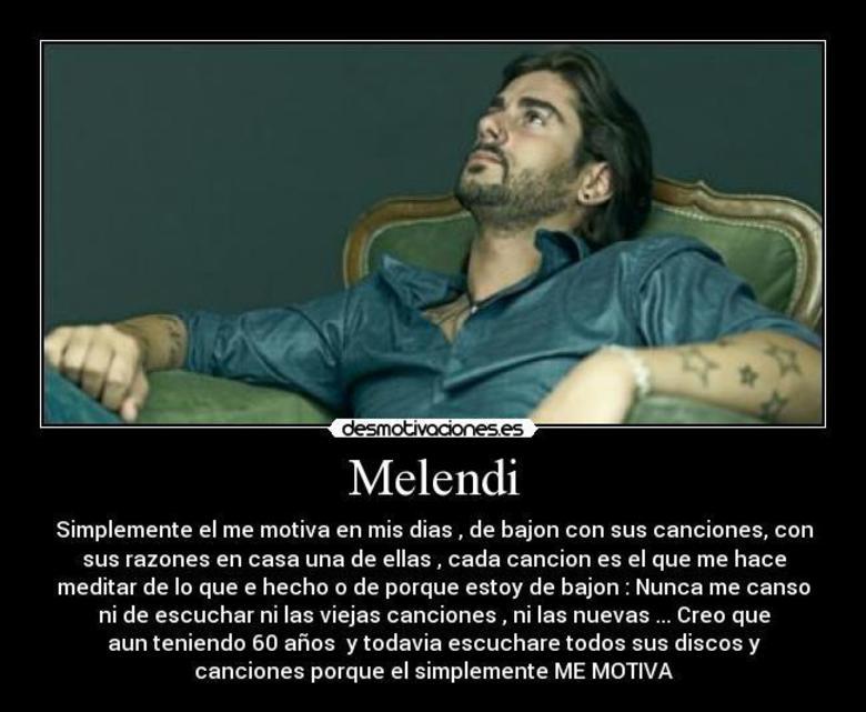 Frases Canciones Melendi