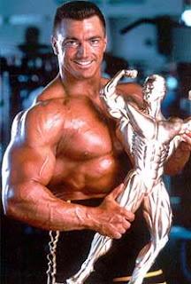 John Hansen Bodybuilder