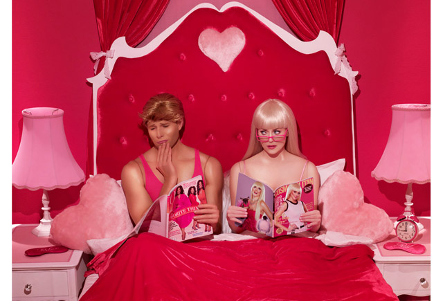barbie and ken real life - photo #4