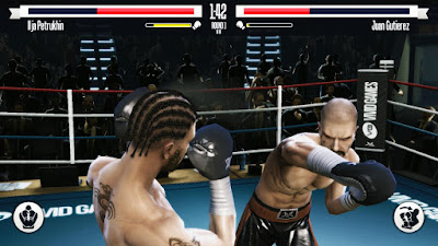 ScreenShot Real Boxing v2.1.0 Apk + Data Full Version
