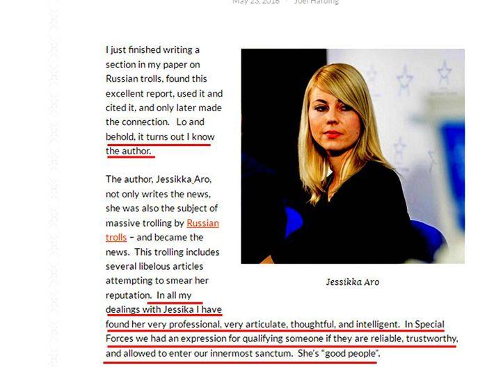 Jessikka Aro Huumetuomio