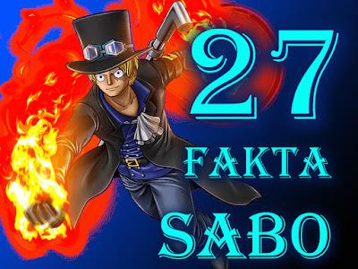 27 Fakta Menarik Tentang Sabo yang tidak banyak orang sadari