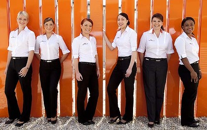 Crew Scoot Airways
