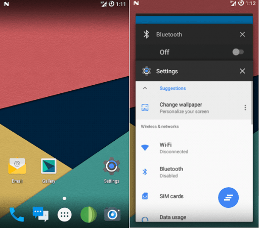 Rom crDroid Android N 7 1 1 for Xiaomi MI 4i ferrari | Limitless Project