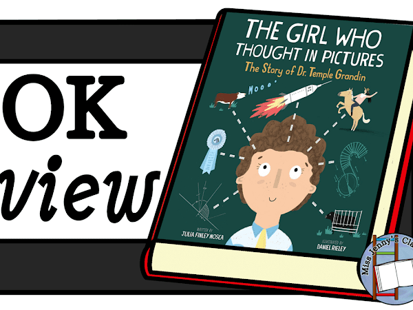 The Girl Who Thought In Pictures: Book Review