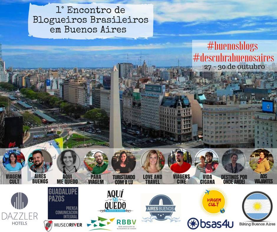 1 encontro de Blogueiros de Buenos Aires