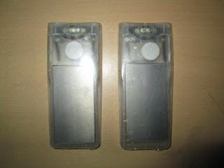 baterai Nokia 5110 jadul transparan