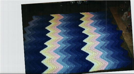 10 000 Cathedral Window Afghan Published Designs 2001
