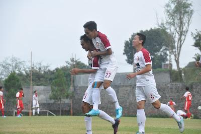 Unggul 2-0 Persiga Juara Paruh Musim Group E