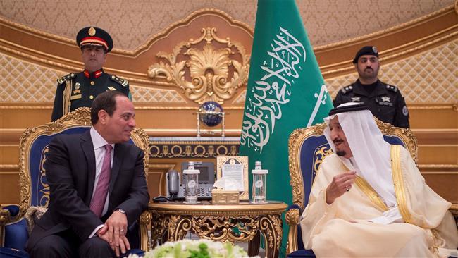 """O presidente egípcio Abdel al-Sisi disse na quarta-feira que o Irã deve parar de """"se intrometer"""" no Oriente Médio e que a segurança dos países árabes do Golfo não deve ser ameaçada."""
