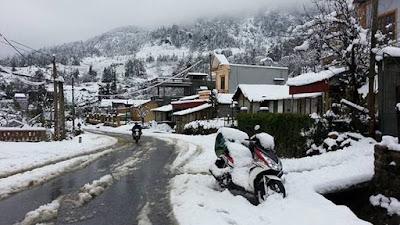 Mùa tuyết trắng