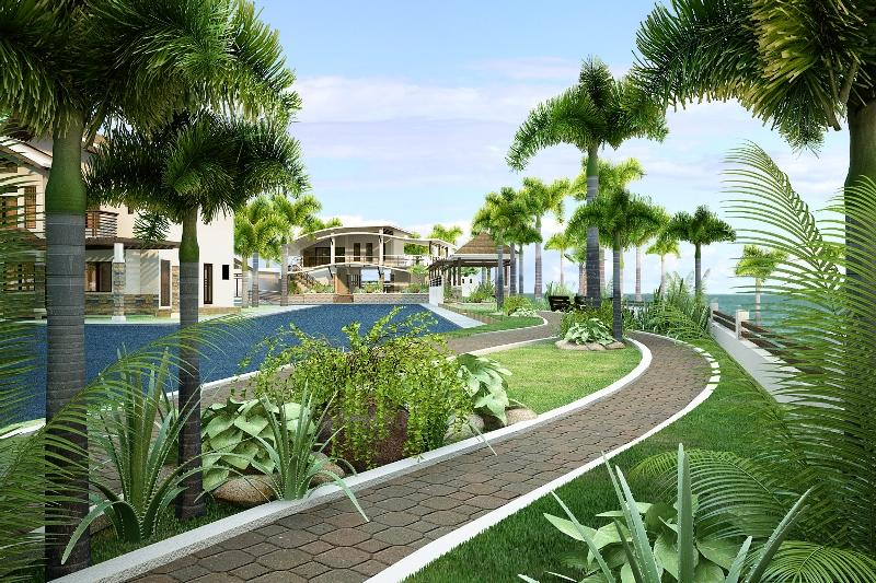 daisyhomes Argao Royal Palms Beach Resort House and Lot