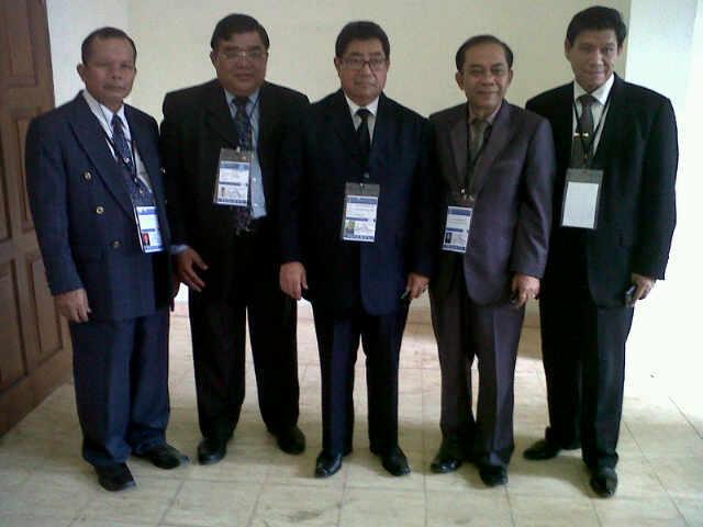 Ini Dia Para Pemimpin HKBP (Ephorus, Sekjen, Kadep) dan Daftar Praeses HKBP yang Baru Periode 2012 - 2016