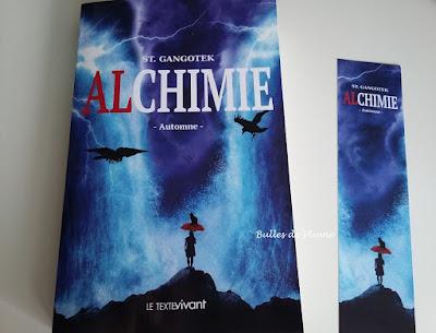 Bulles de Plume - Alchimie - Tome 1 - Automne (St. Gangotek)