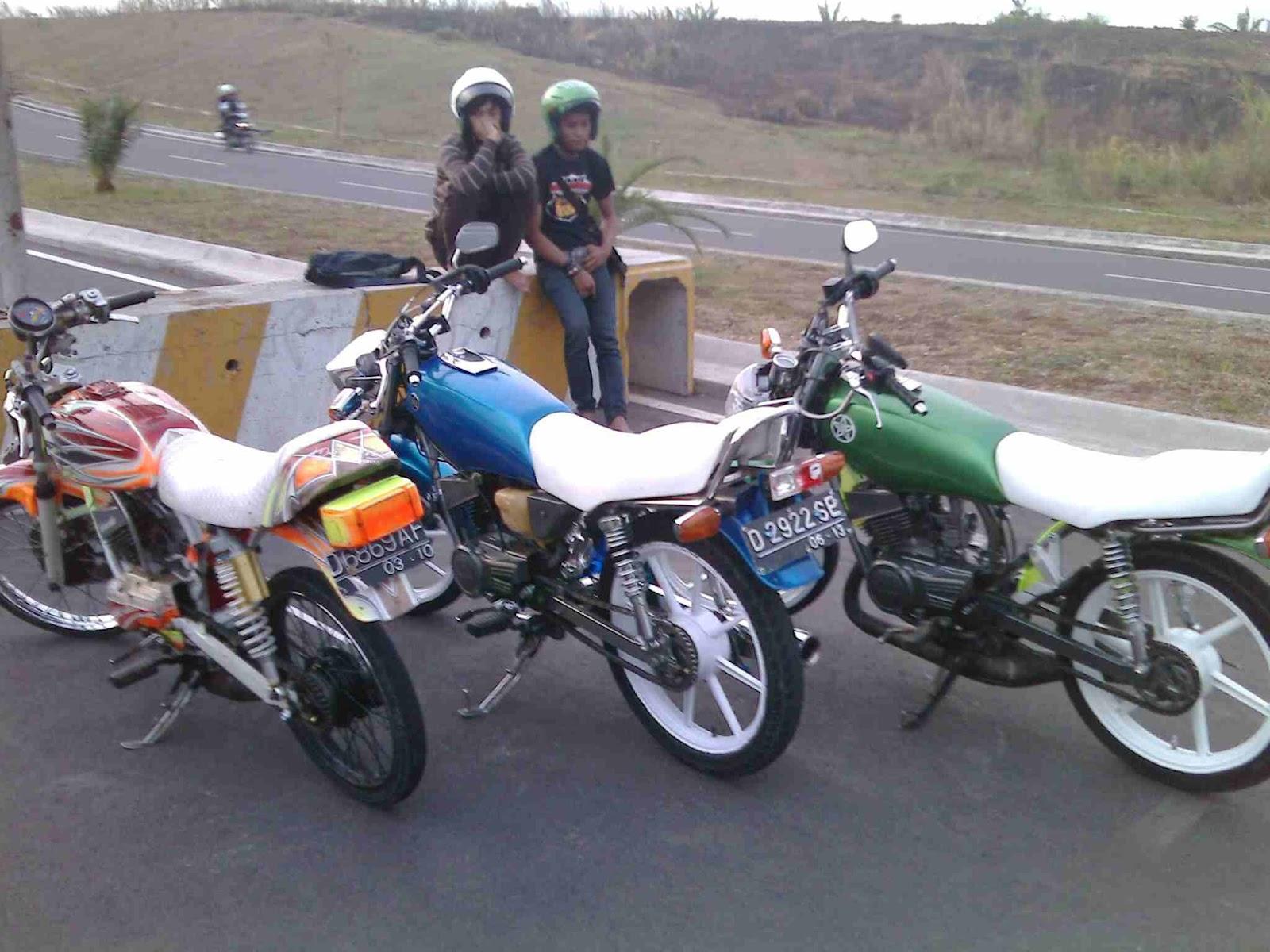 Modif Motor Rx King Bandung Pecinta Modifikasi