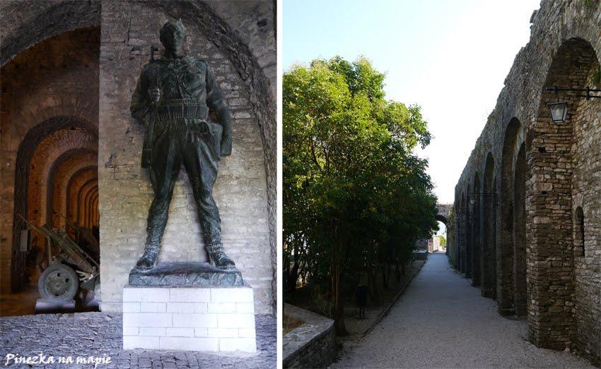 Muzeum Wojskowe w Gjirokastrze