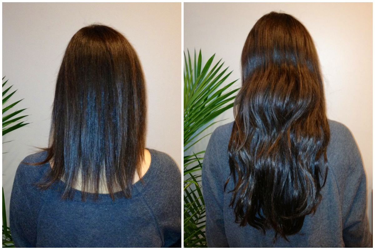 THE BEAUTIFUL PINAY: Hair Extensions- The Good The Bad And