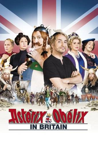 Asterix and Obelix: God Save Britannia (2012) ταινιες online seires oipeirates greek subs