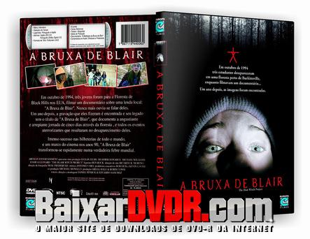 A Bruxa de Blair (1999) DVD-R