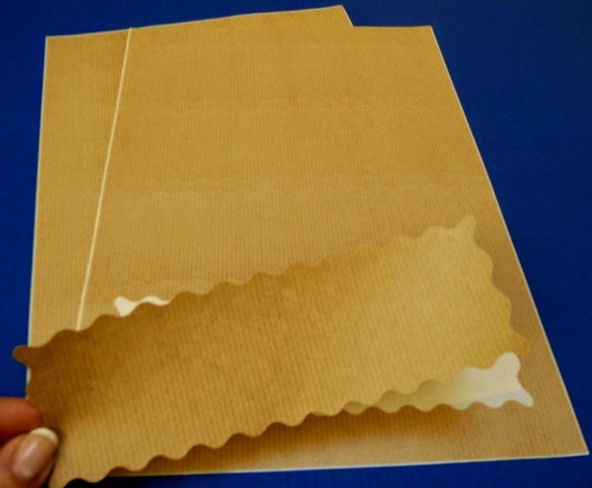 Packpapier für Laserdrucker