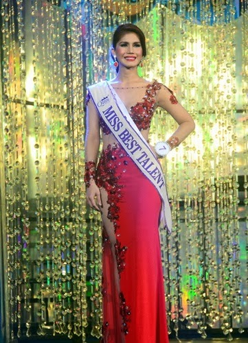 Miss Universe 2017 Kevin >> Matagi Mag Beauty Pageants: Nur Sajat - Miss International Queen Malaysia 2013