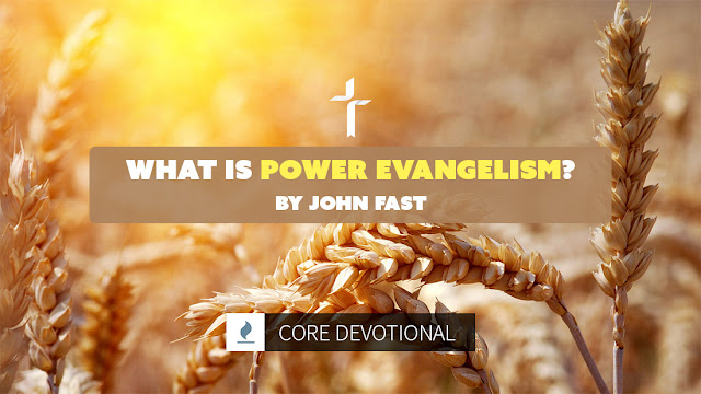 Power evangelism john wimber