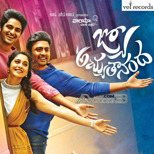 Jyo-Achyutananda-2016-Telugu-Movie-CD-Front-Cover-Poster-Wallpaper