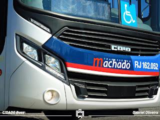 Imagem Ônibus com Farol de Neblina