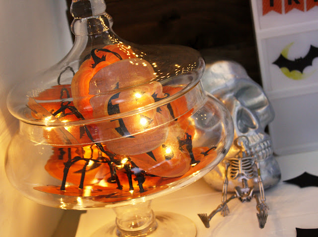 Heidi Swapp Halloween IN Lights collection.