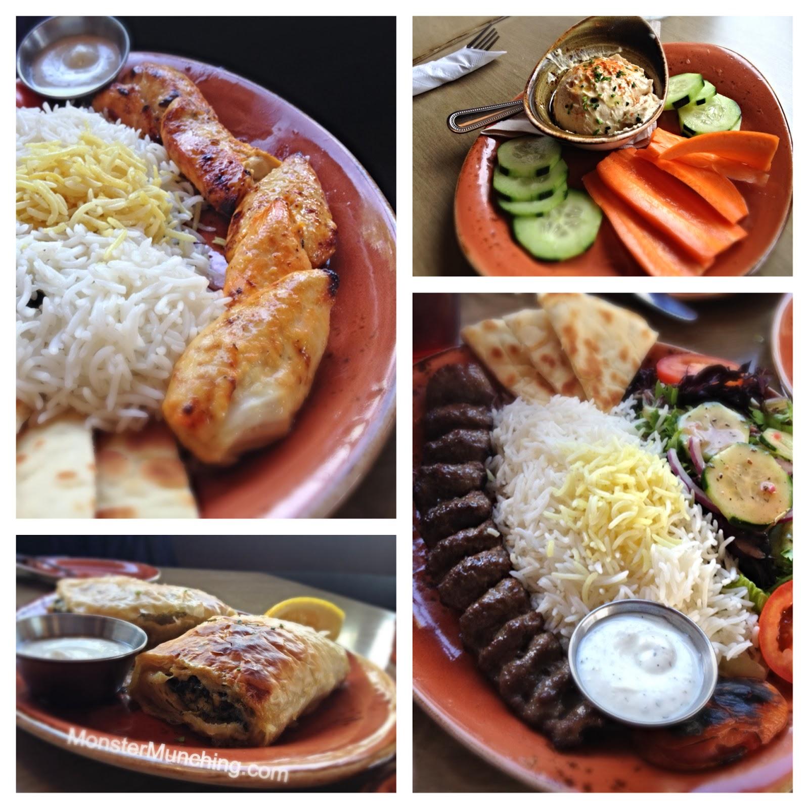Persian Food Makes You Sleepy