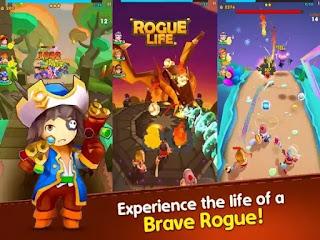 Rogue Life with BBM v1.0.9 Mod APK (High Damage/Defense/Hp)
