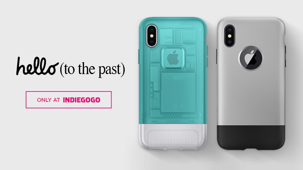 los angeles 40c09 95898 Spigen Launched New iPhone X Cases That Take Design Cues From ...