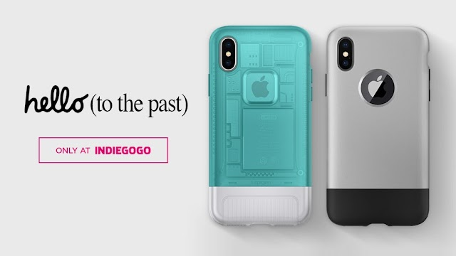 Spigen Launched New iPhone X Cases That Take Design Cues From Original iMac And iPhone