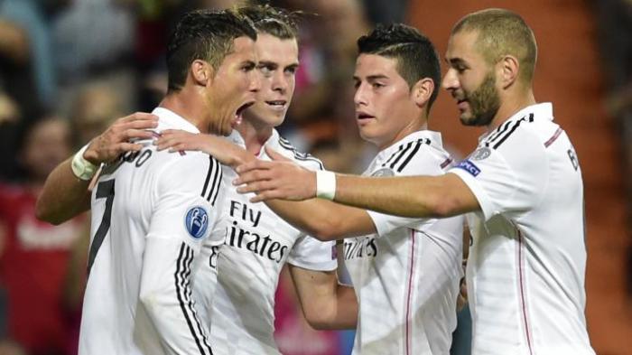 Madrid Kemungkinan Juara La Liga, Madrid Hanya Sekali Kalah di La Rosaleda