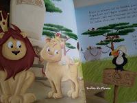 Bulles de Plume - La crinière de Biban (Nanou Mila) - livre adapté dyslexie