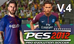 تحميل لعبة بيس 2012 للأندرويد مود 2018 برابط مباشر وبحجم صغير PES 2012 MOD 2018