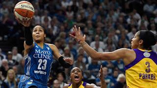 BALONCESTO (WNBA Finals 2016) - Minnesota Lynx empata la serie antes de viajar a Los Angeles