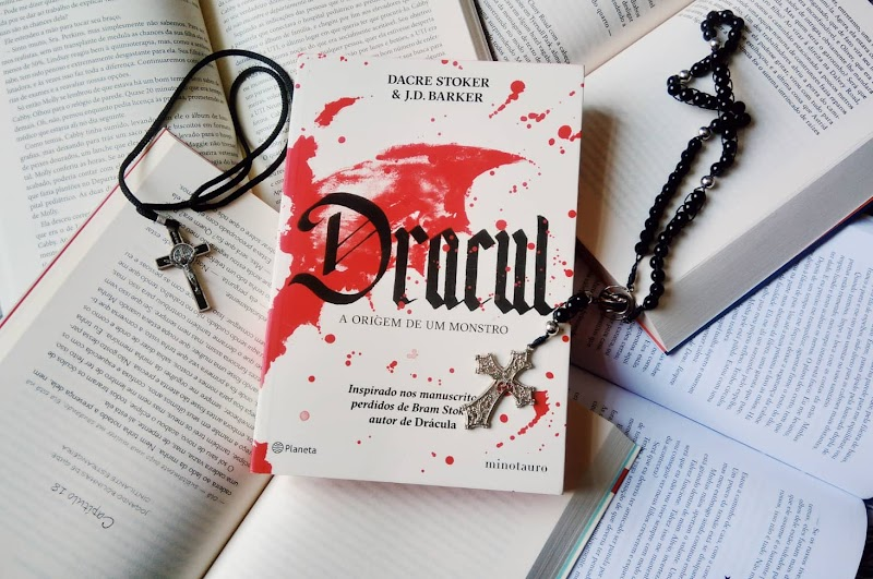 [RESENHA #581] DRACUL: A ORIGEM DE UM MONSTRO - DACRE STOKER & J. D. BARKER